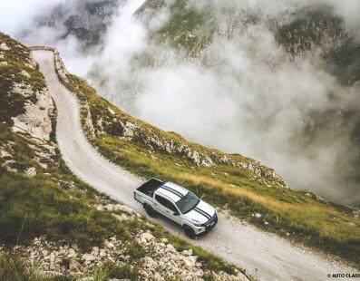 Mitsubishi L200   Road Trip