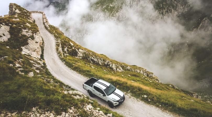 Mitsubishi L200 | Road Trip