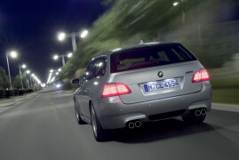 BMW M5 Touring | A Werewolf In Monaco