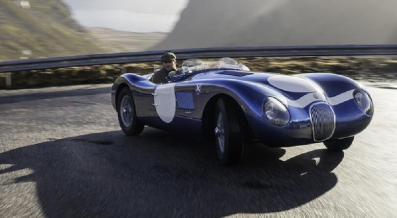 Ecurie Ecosse Brings Back The Legendary Jaguar C-Type