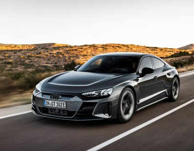 Audi e-tron GT | News