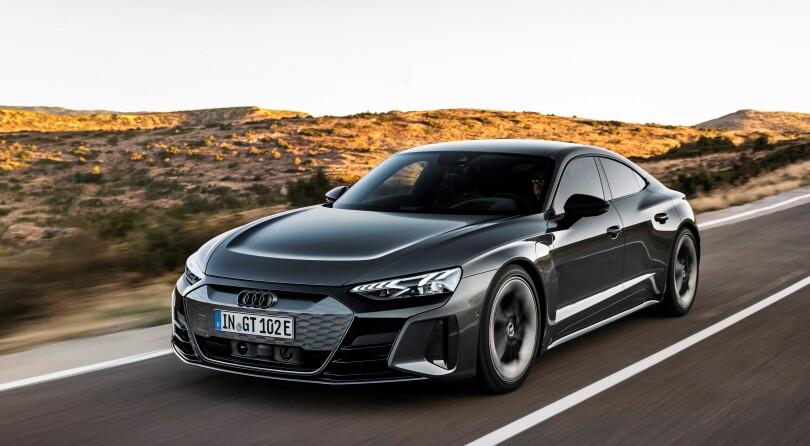 Audi e-tron GT   News