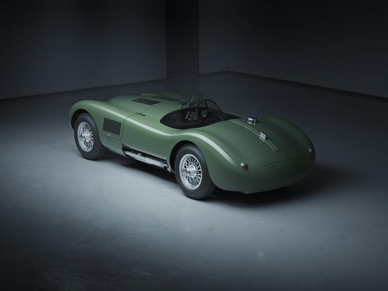 Jaguar Classic C-Type Auto Class Magazine _002