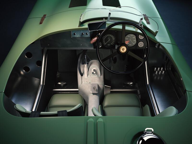 Jaguar Classic C-Type Auto Class Magazine _004