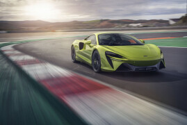 McLaren Artura | News