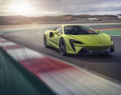 McLaren Artura   News
