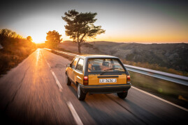 Opel Corsa A GT: Il Grand Tour