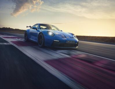 Porsche 911 GT3   News