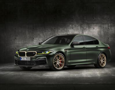 BMW M5 CS | News