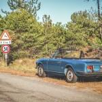 PEUGEOT 504 CABRIOLET Auto Class Magazine _002