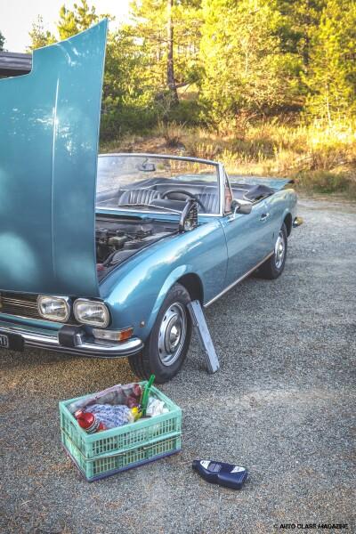 PEUGEOT 504 CABRIOLET Auto Class Magazine _019