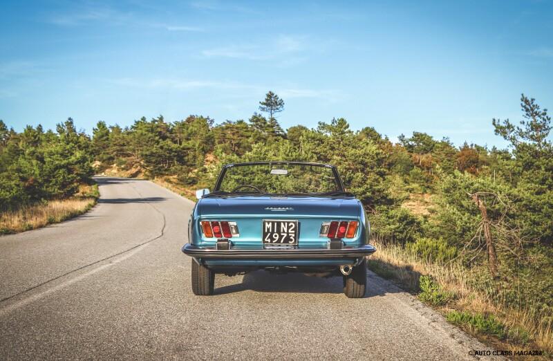 PEUGEOT 504 CABRIOLET Auto Class Magazine _026