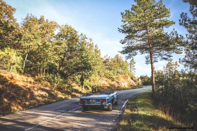 PEUGEOT 504 CABRIOLET Auto Class Magazine _031