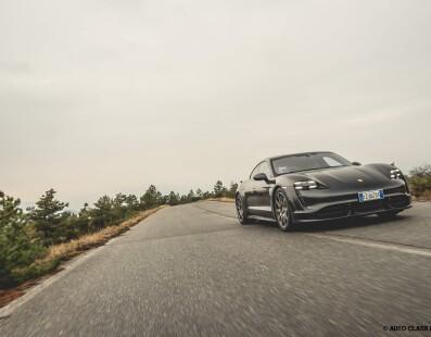 Porsche Taycan Turbo   Test Drive