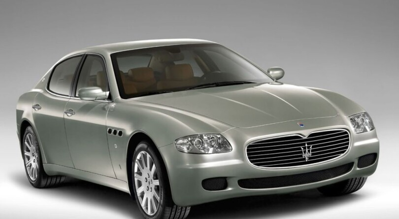 Is This Maserati Quattroporte The Best Luxury Sedan You Could Buy?