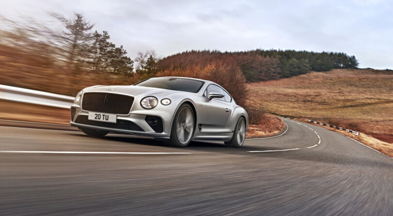 Bentley Continental GT Speed | News