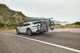 Porsche Taycan Cross Turismo | News