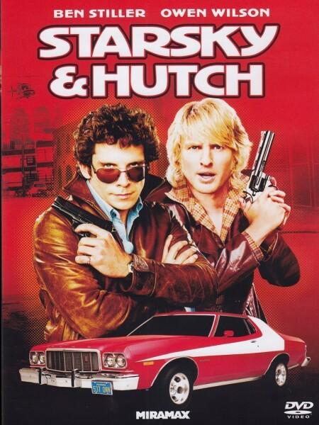 Starsky & Hutch 2004 Auto Class Magazine