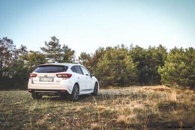 Subaru Impreza e-Boxer | Test Drive
