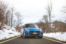 Suzuki Swift Sport Hybrid | Test Drive