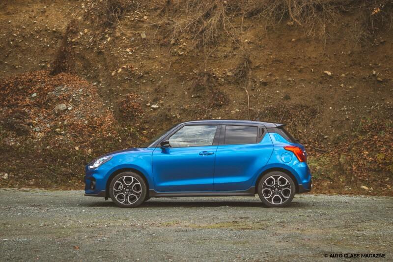 Suzuki Swift Sport Hybrid Auto Class Magazine _014