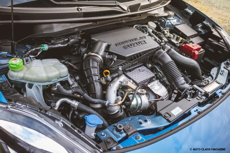 Suzuki Swift Sport Hybrid Auto Class Magazine _015