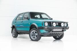 Chi si Ricorda della Volkswagen Golf Country?
