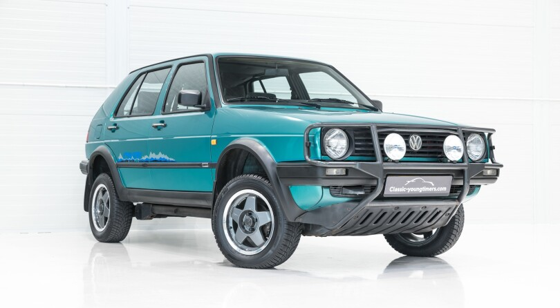 Do You Remember The Volkswagen Golf Country?