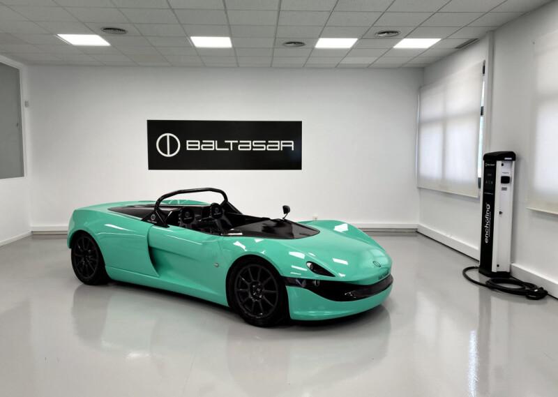 BALTASAR REVOLT 1 Auto Class Magazine