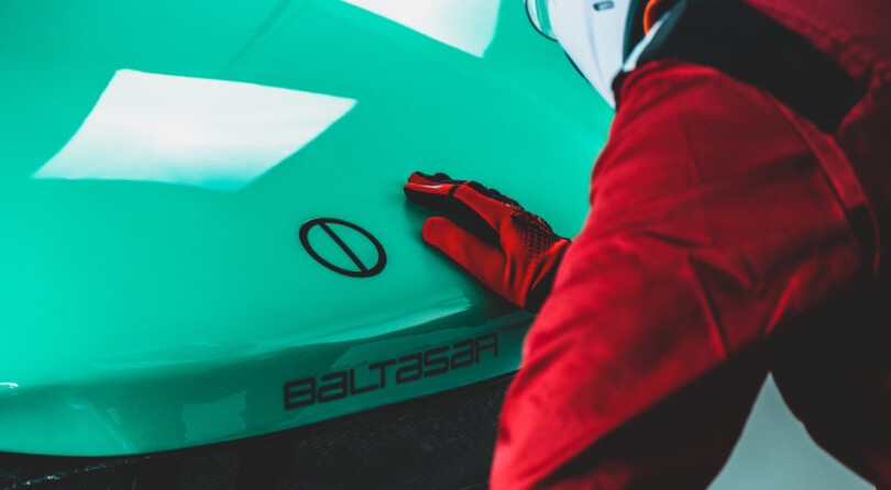 The 500-HP Baltasar Revolt Is The First Road Legal Track Day Electric Supercar