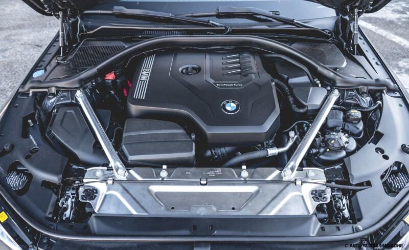 BMW 430i Coupe Auto Class Magazine _016