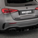 BRABUS B45 based on AMG A45S (1) Auto Class Magazine