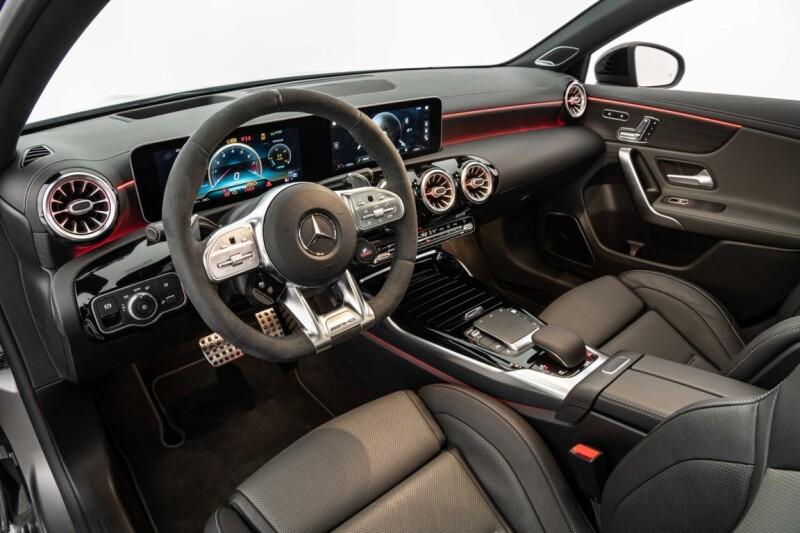 BRABUS B45 based on AMG A45S (12) Auto Class Magazine