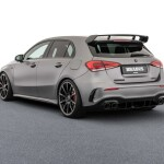 BRABUS B45 based on AMG A45S (26) Auto Class Magazine