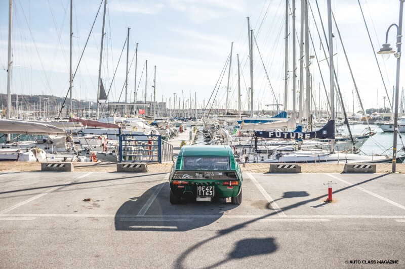 FIAT 850 Sport Lampra _ Auto Class Magazine _004