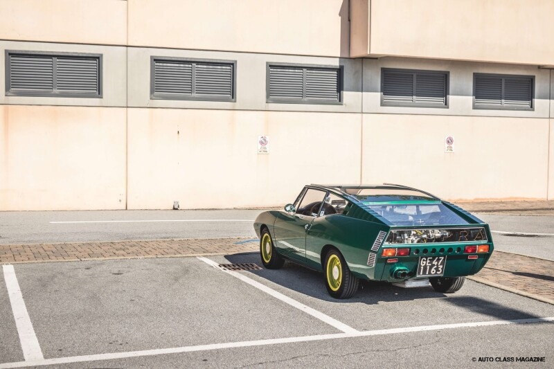 FIAT 850 Sport Lampra _ Auto Class Magazine _040