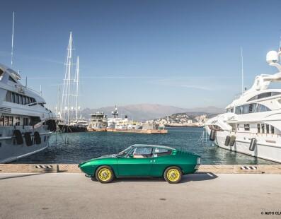 FIAT 850 Sport Lampra   Vintage