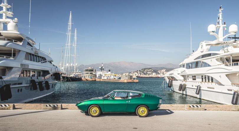 FIAT 850 Sport Lampra | Vintage
