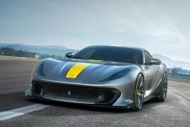 Ferrari 812 Competizione | News