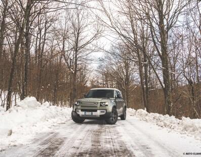 Land Rover Defender 110   Test Drive