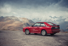 Audi Sport Quattro: Power To The Ground