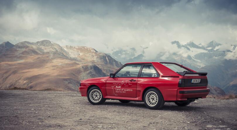 Audi Sport Quattro: Power To The Ground