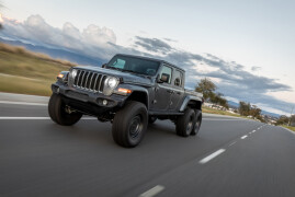 Introducing The All New Next Level Jeep Gladiator 6×6