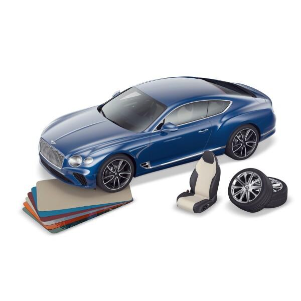 1:8 Continental GT Bespoke Model