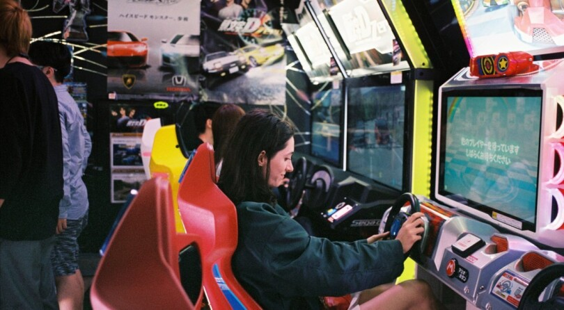 Are Racing Games a Good Way To Get People Into Cars ?
