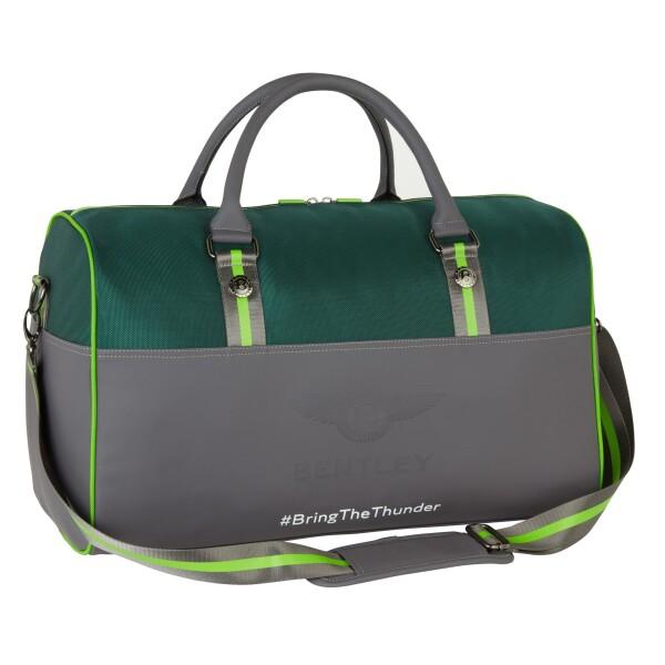 Motorsport Weekender Bag