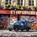 159646163 French Toy Cars Auto Class Magazine