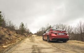 Alfa Romeo Giulia Quadrifoglio | Test Drive