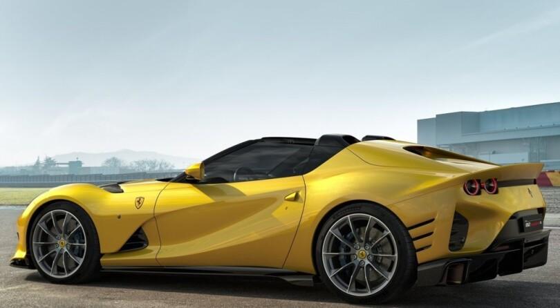 Ferrari 812 Competizione Aperta | News