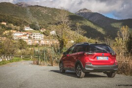 Honda Jazz Crosstar | Test Drive